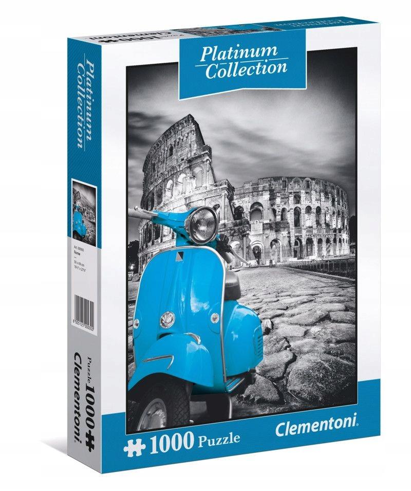 Clementoni Puzzle Platinum Coloseum Koloseum 1000