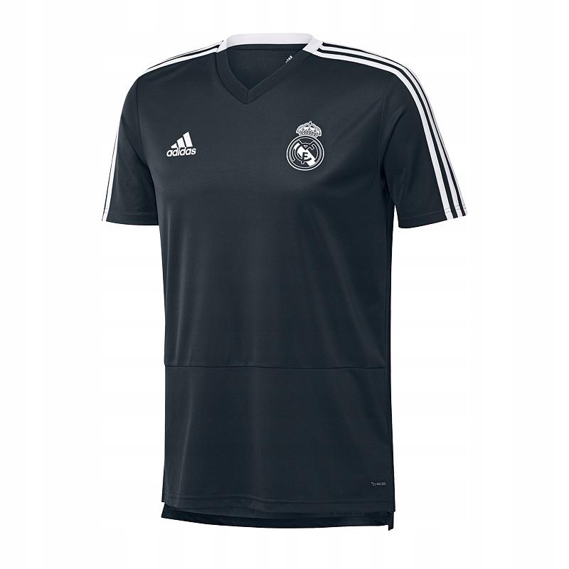adidas Real Madryt Training T shirt 646 S 173 cm