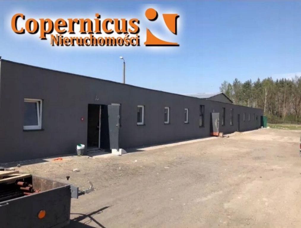 Komercyjne, Nakło nad Notecią, 1150 m²