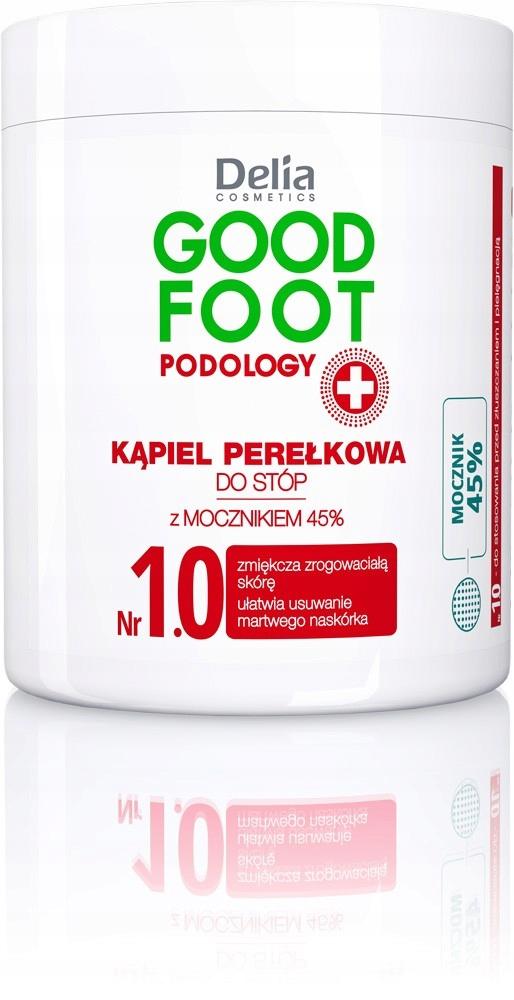 Delia Cosmetics Good Foot Podology Nr 1.0 Kąpiel p