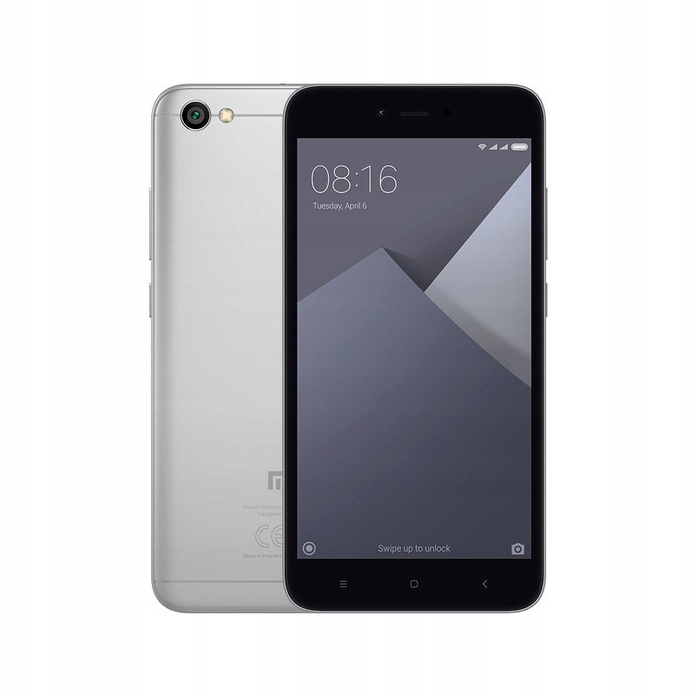 Xiaomi Redmi Note 5A 2/16GB Szary Dual SIM Nowy