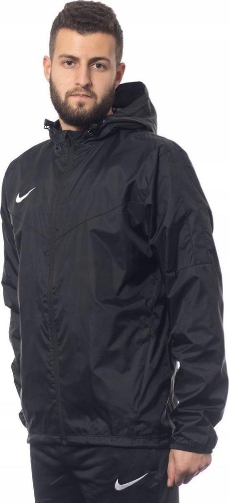 nike team sideline rain coat