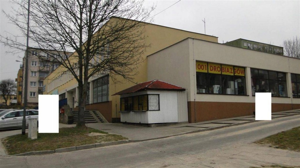 Lokal handlowy, Zielona Góra, Os. Morelowe, 22 m²