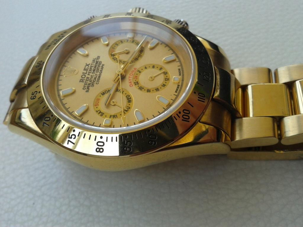 Zegarek Rolex Daytona W Zegarki Meskie Allegro Pl