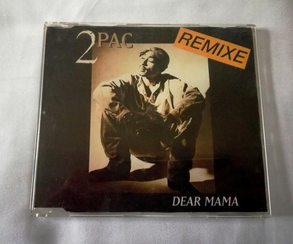 2Pac - Dear Mama Remixe singiel Tupac (1995)