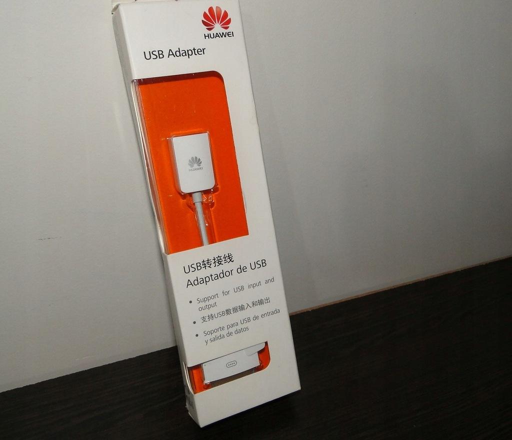Przewód HUAWEI USB Adapter OTG Kabel