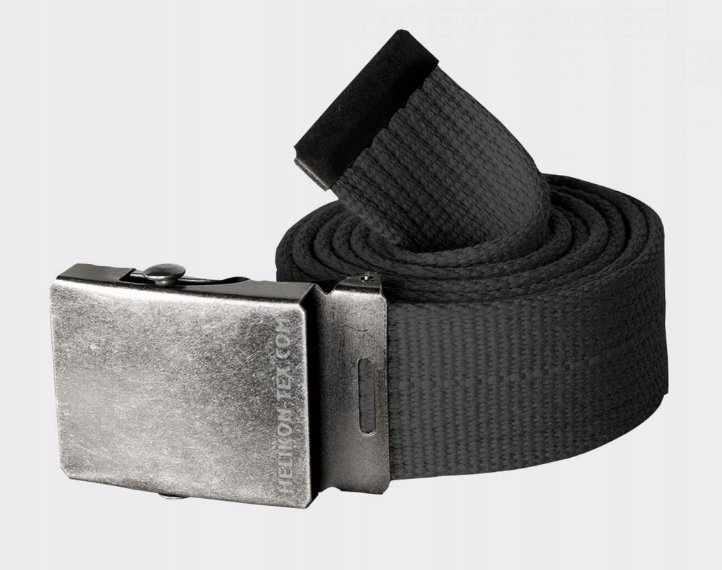 Pas Canvas Belt 40 - Black - HELIKON -XL-