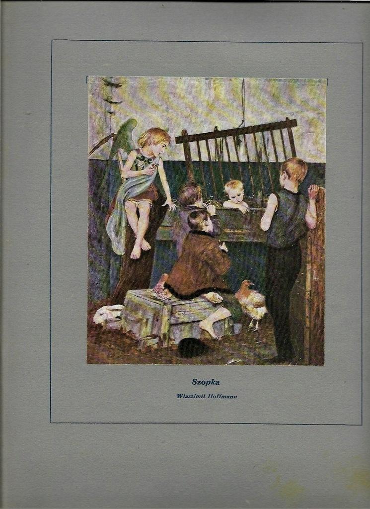 1928 Jastrzębowski Hofmann Stryjeńska Zaleszczyki