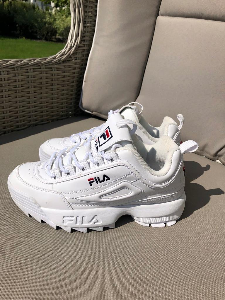 Sneakersy Fila Disruptor 37