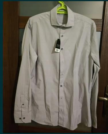 Nowa koszula męska Lidl Livergy 39