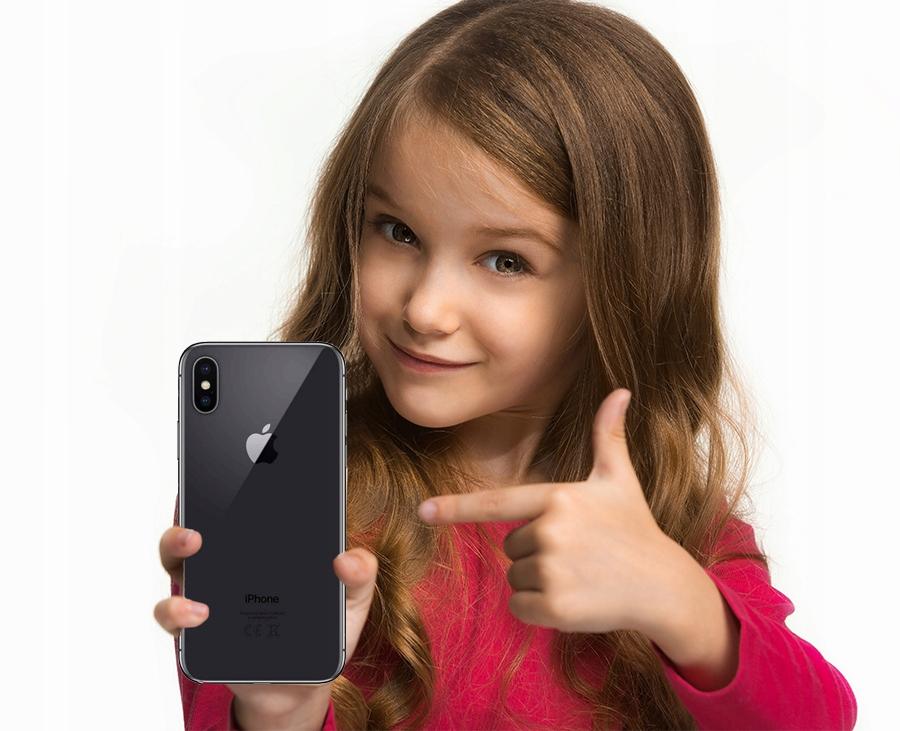 Apple iPhone X 64GB Gray A+ Premium Gratis