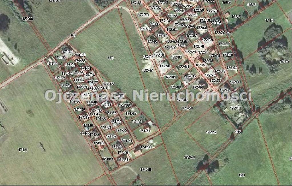 Działka, Prądocin, Nowa Wieś Wielka (gm.), 1100 m²