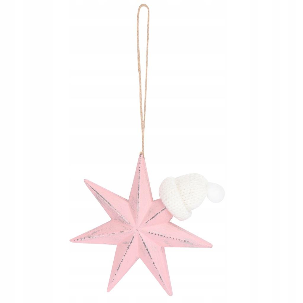 1 pc Domowe ozdoby dekoracyjne w kształcie gwiazdy