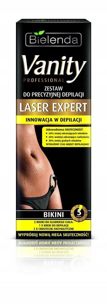 Bielenda Vanity Laser Expert Krem do depilacji bik
