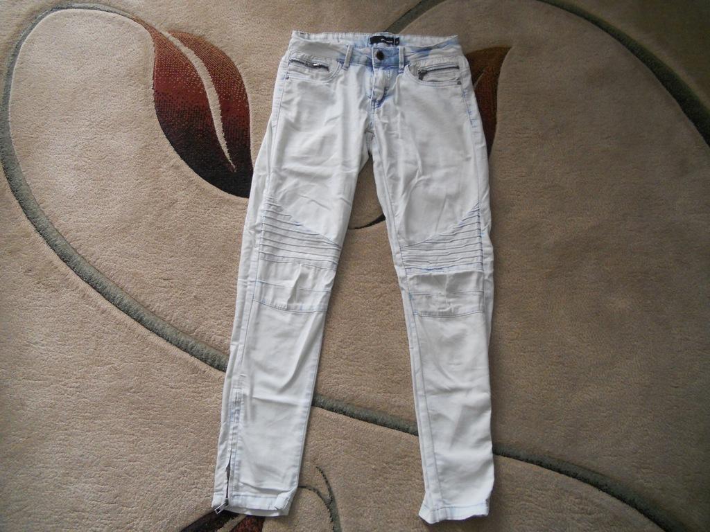 Spodnie damskie Tally Weijl 36 jasny jeans