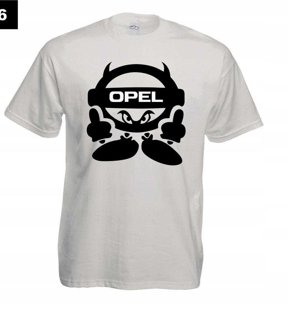 Koszulka Diabeł OPEL rozm.3XL MT386