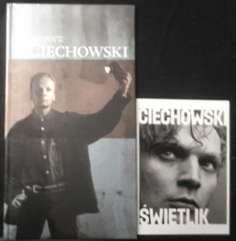 A. ŚWIETLIK autograf GRZEGORZ CIECHOWSKI 2CD+2DVD