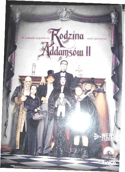 Rodzina Addamsów II