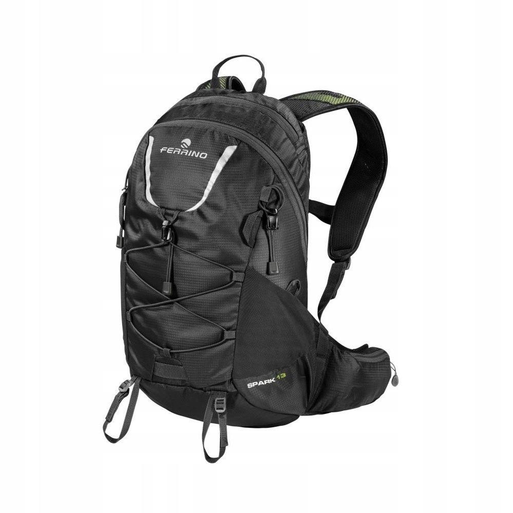 Sportowy plecak FERRINO Spark 13 - Kolor Czarny