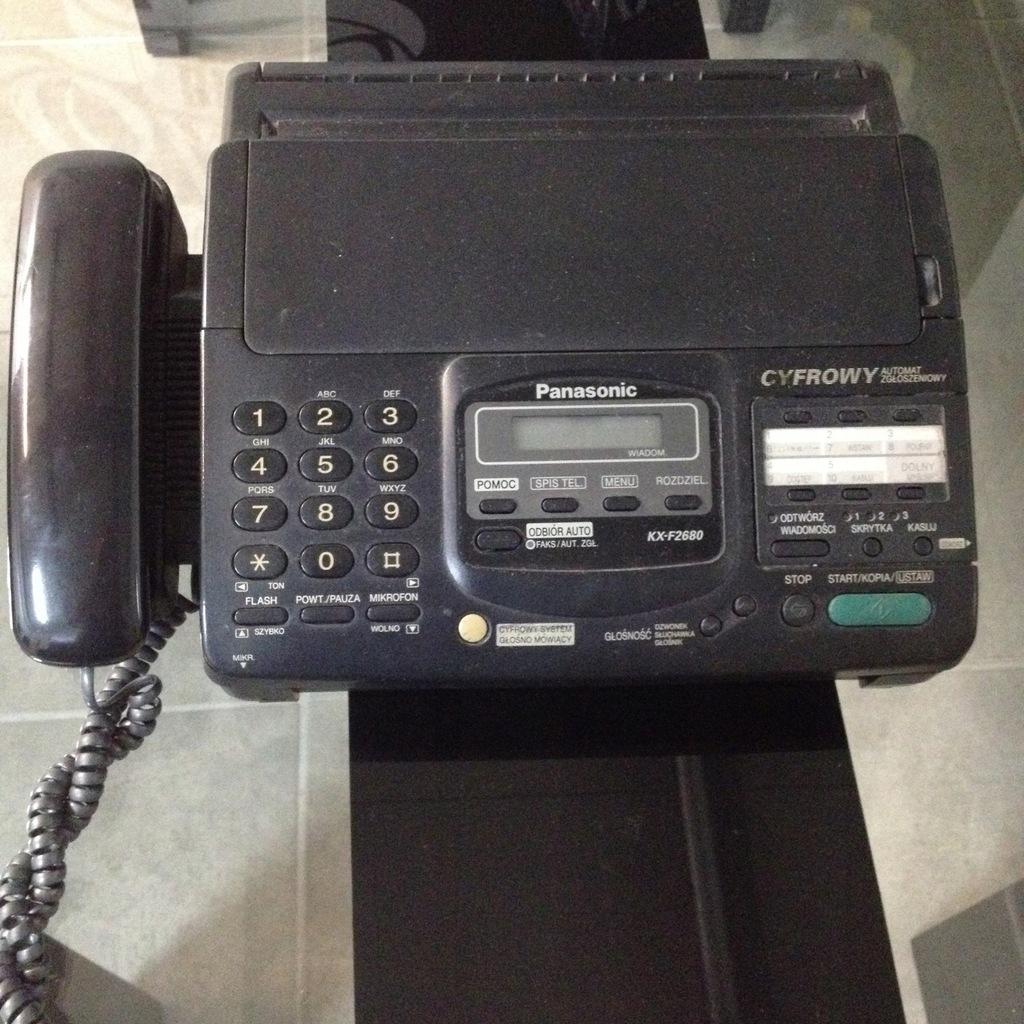 Panasonic KX F2680 Telefon Faks Fax