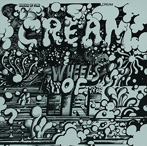 WINYL Cream - Wheels Of Fire -Hq- 180Gr. / Incl. D