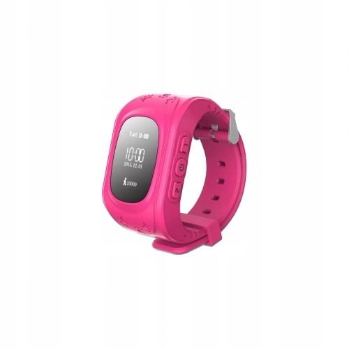 Smartwatch ART SMART LOK-1000B różowy