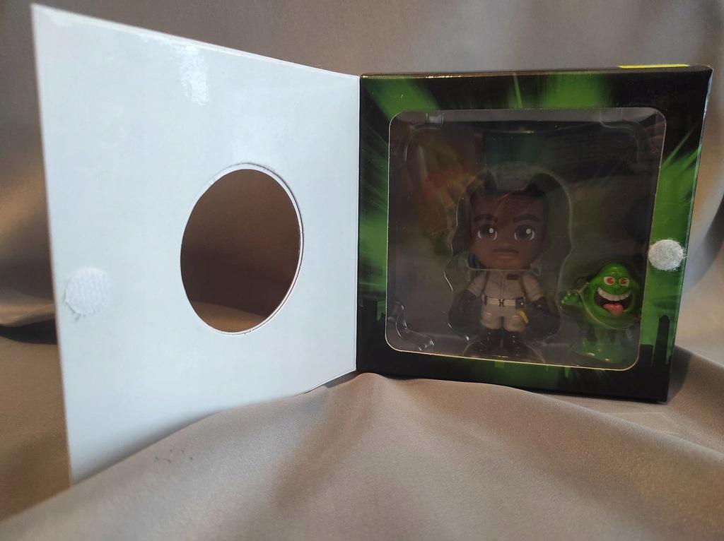 Winston Zeddemore Ghostbusters Funko figurka