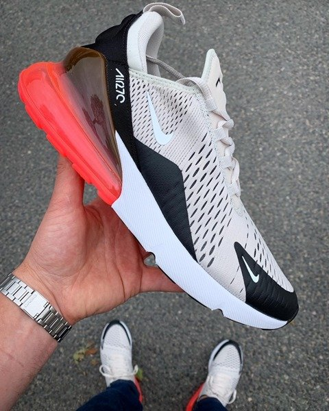 Buty Nike Air Max 270 (AH8050 003 BLACKLIGHT BONE
