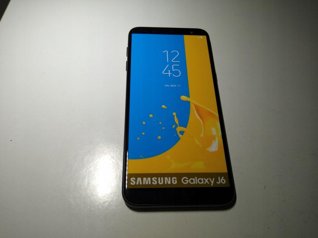 ATRAPA TELEFONU SAMSUNG GALAXY J6 2018