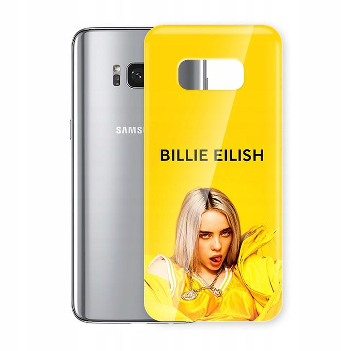 Samsung Galaxy S8 Plus Etui Slim Billie Eilish 8245397030 Oficjalne Archiwum Allegro