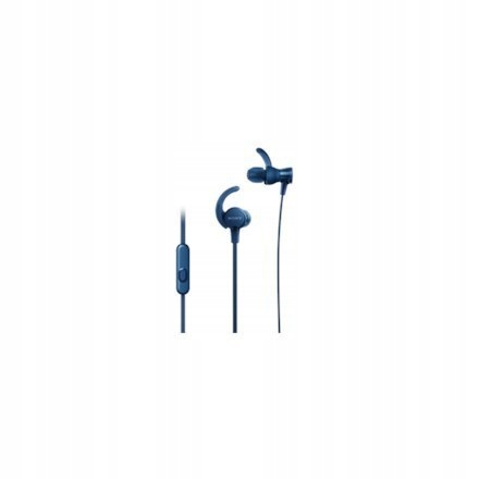 Sony Sports MDRXB510ASL In-ear, Blue