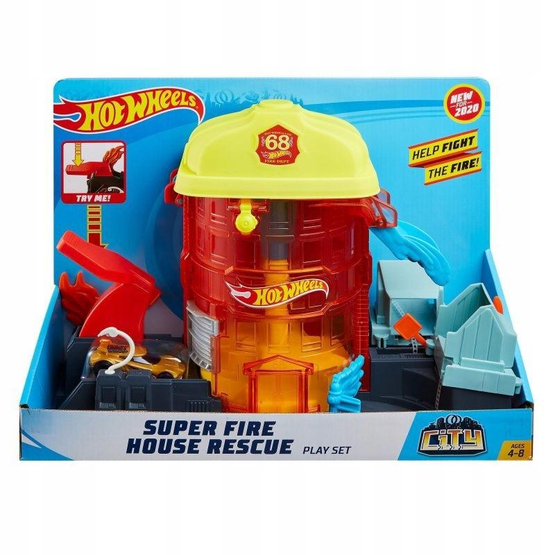 Tor City Remiza strażacka