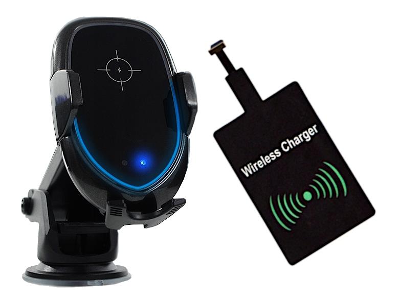 Automatyczny uchwyt z indukcją do Huawei P10 Lite