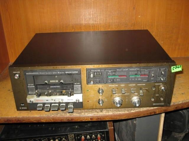 MAGNETOFON KASETOWY DUAL C830 - NR S767