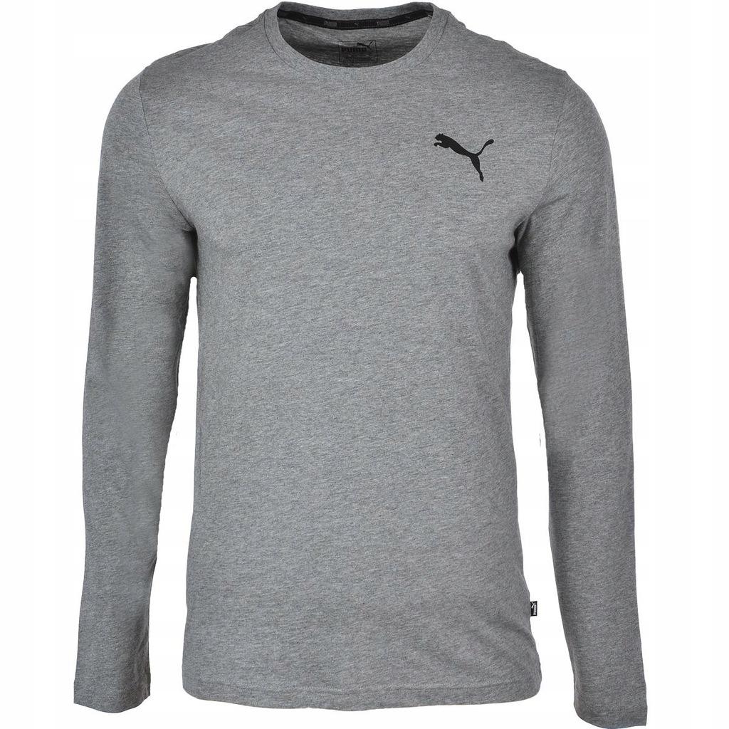 Koszulka PUMA Z Długim Rękawem Męska (851772-23) M