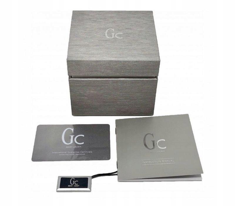 Guess GC I46003L2 Zegarek Damski Elegancki 8726424885