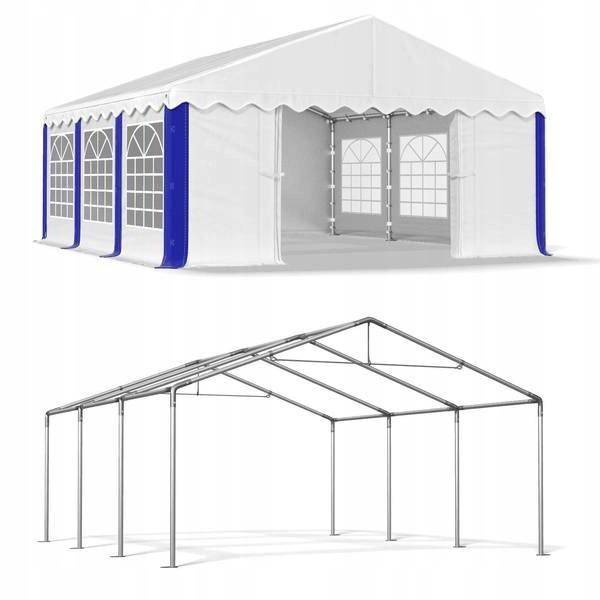3x4m 2 2,87m Namiot imprezowy ogrodowy pawilon Summer PE