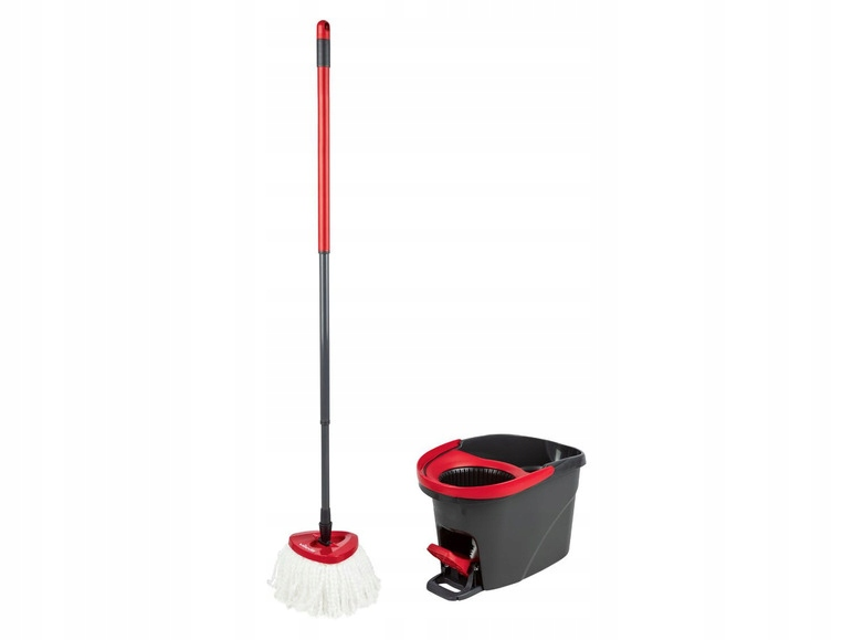 Vileda Mop + wiadro, system Easy Wring and Clean