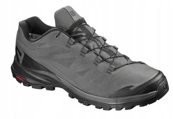 Buy Salomon Outpath GTX Hiking Shoes online | Looksgud.in