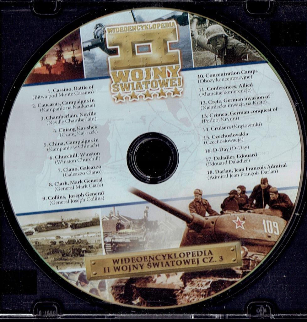 Wideo Encyklopedia II Wojny Światowej 03