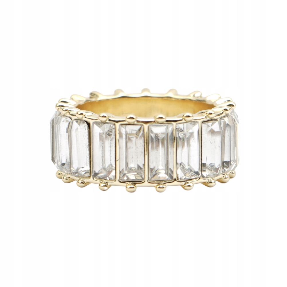 Pierścienie damskie Eleganckie pierścienie Kryszta