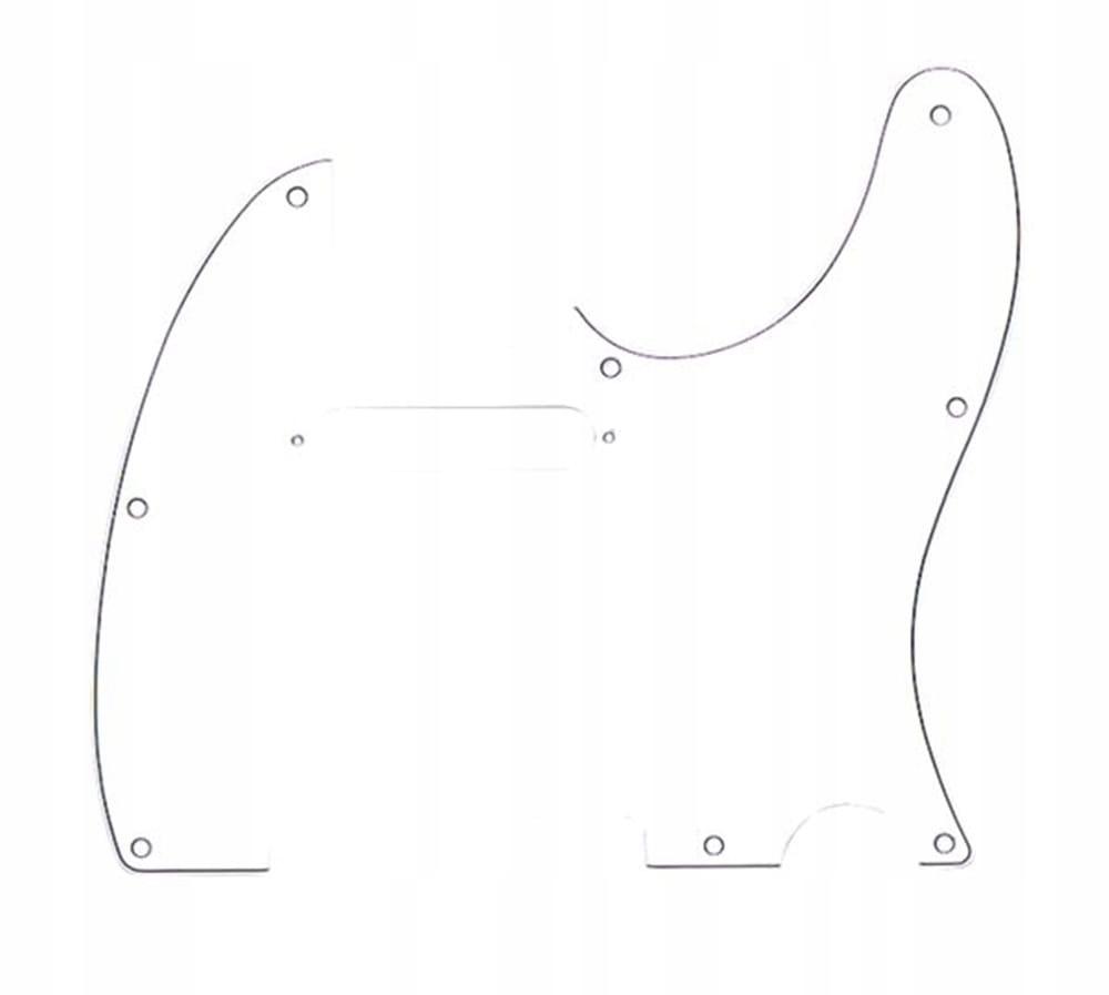 Fender 0991355000 Pickguard Telecaster W/B/W