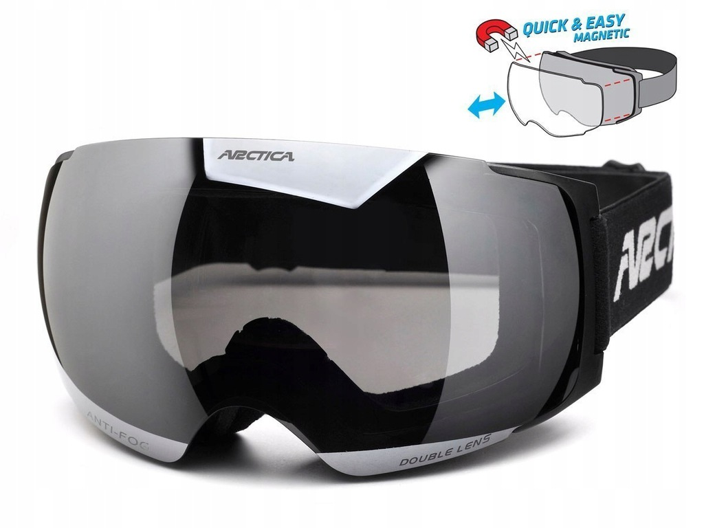 Okulary Google Arctica G-105