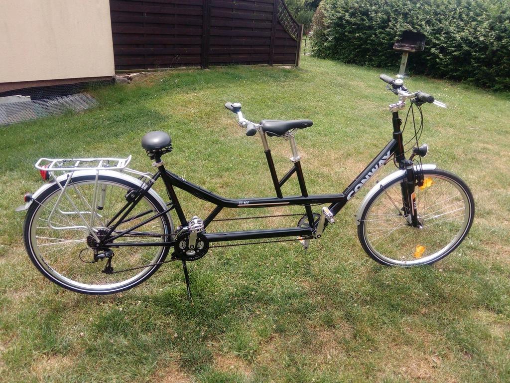 Rower Tandem ConwayTT400 koła 28cali idealny stan