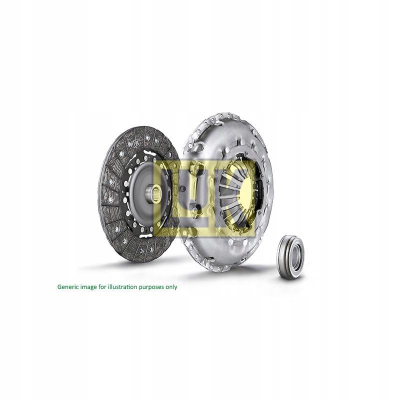 Zestaw sprzęgła Luk Audi: A5 8T3