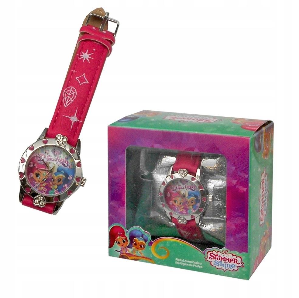 Zegarek na rękę w pudełku prezentowym Shimmer i Sh