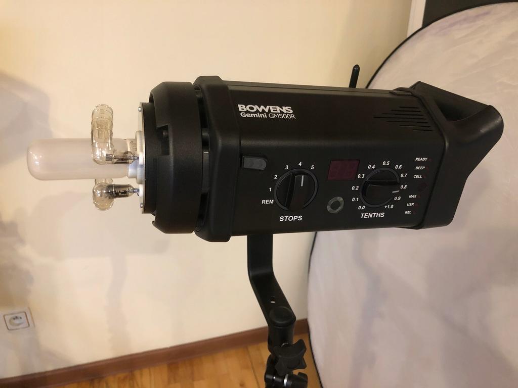 Bowens Gemini 500R