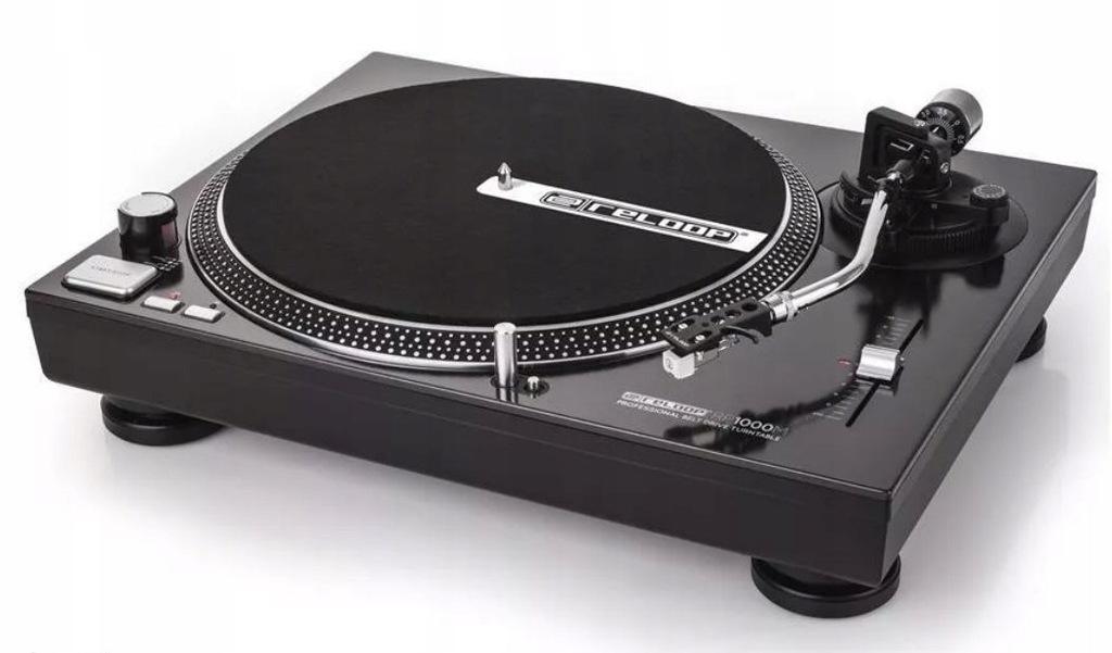 Gramofon Reloop RP-1000M Dla DJ czarny Pro D37-93