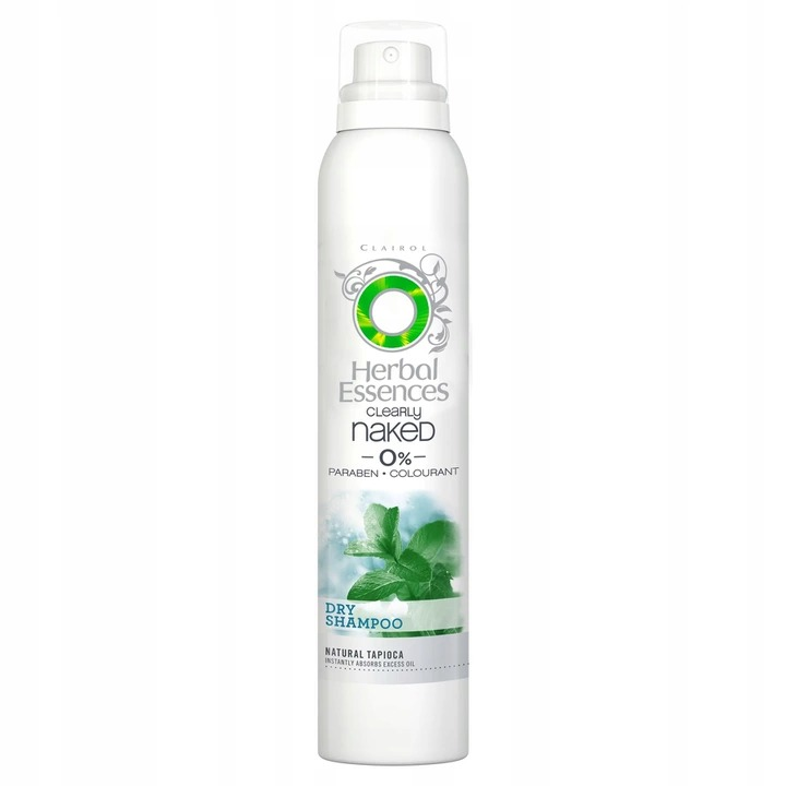 Herbal Essences Clearly Naked Suchy szampon 180 ml