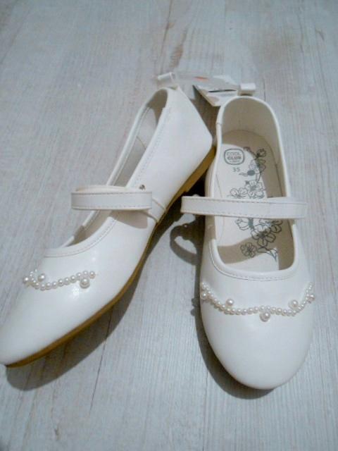 Nowe buty komunijne 35